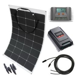 Solceller og solcelleregulatorer
